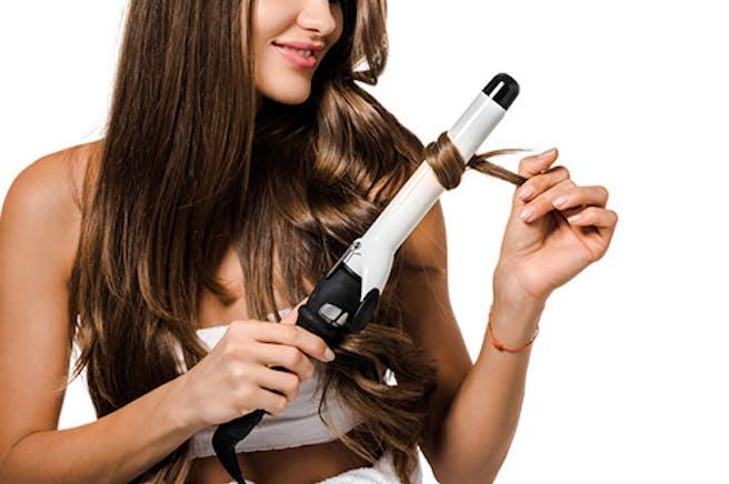 Rizador de cabello Ganador de la prueba